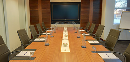 First Bank Boardroom