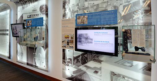 BMO Heritage Room